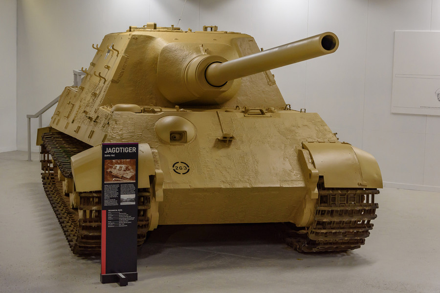 Военный музей бронетанковой техники (Лагерь Бовингтон в Дорсете)