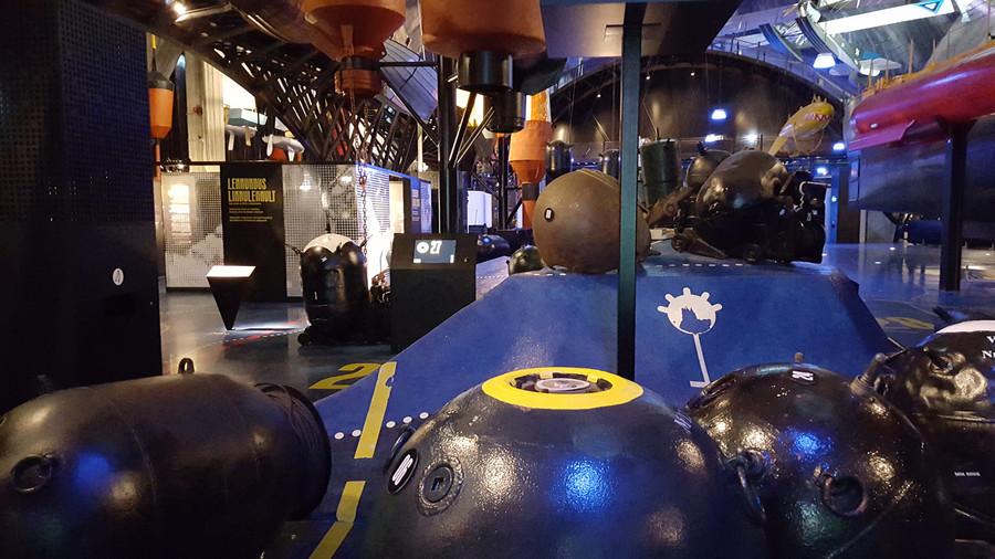 Морской музей-гидроаэропорт Леннусадам в Таллине
