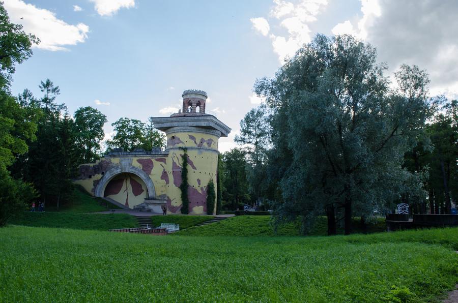 Пушкин. Царское село
