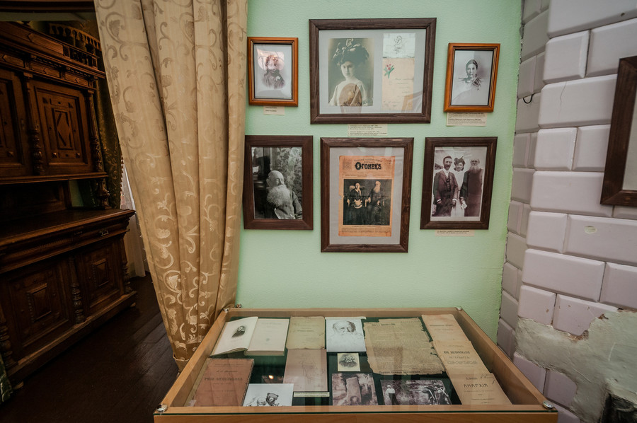 Дом-музей П.А. Кропоткина в Дмитрове
