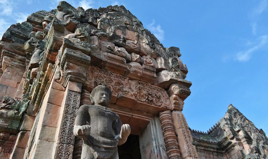 Исторический парк Пханом Рунг