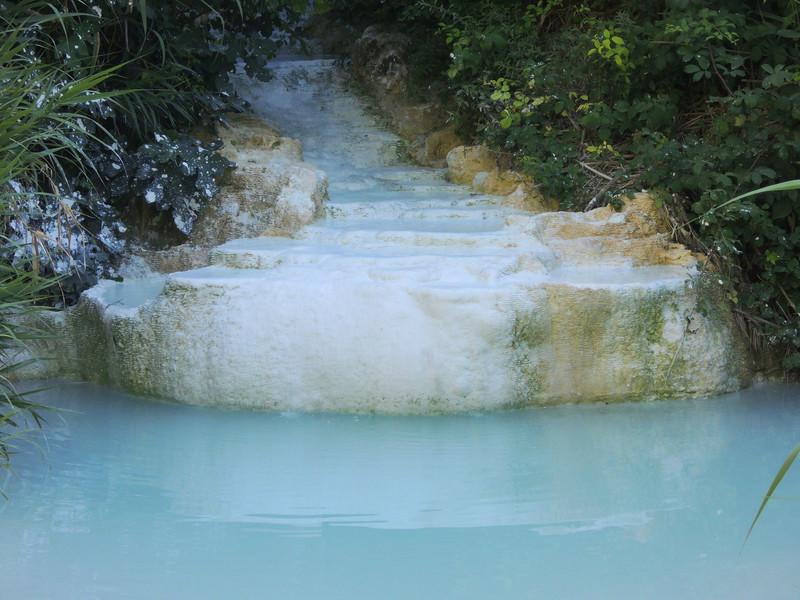 Термальные источники Баньи-Сан-Филиппо