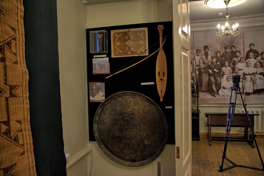 Литературный музей Кубани