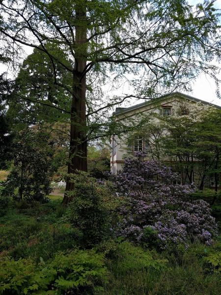 Демонстрационный и исследовательский сад Херманнсхоф в Вайнхайме