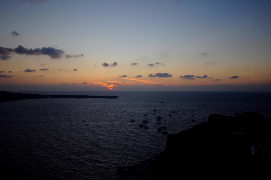 Прекрасный отдых на острове Санторини