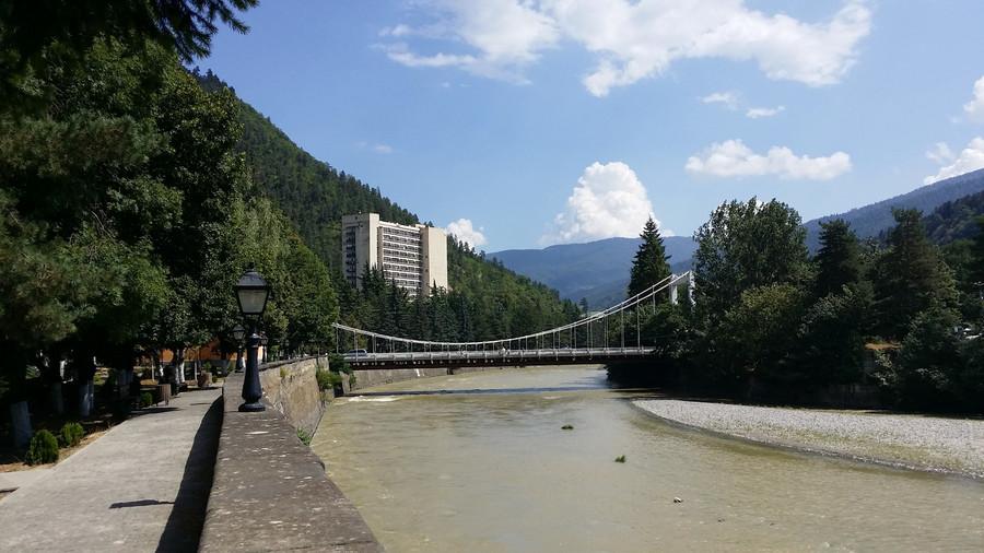 Автотрип по Грузии. Август 2017