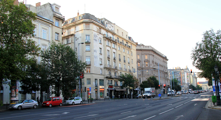 Сентябрьский Будапешт