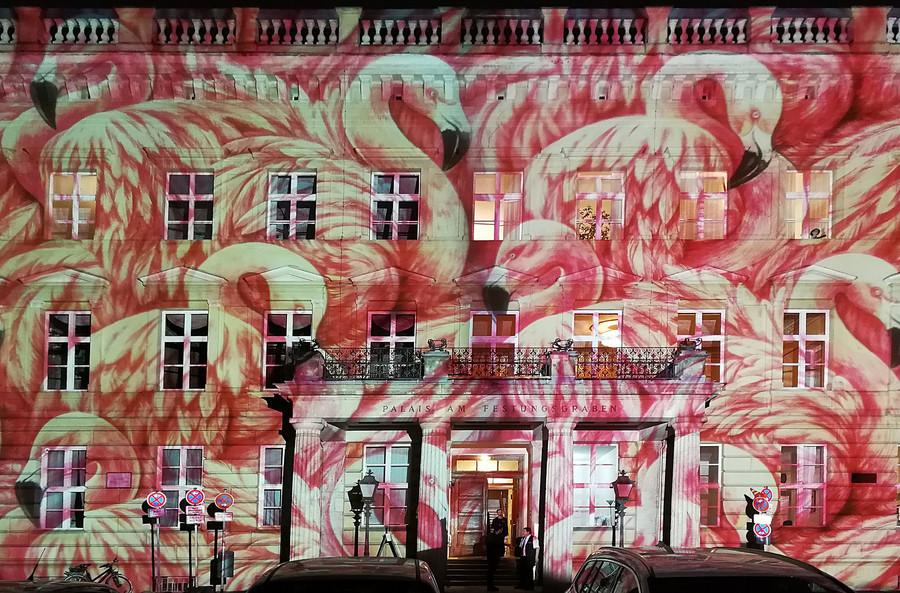 Фестиваль света. Берлин 2017