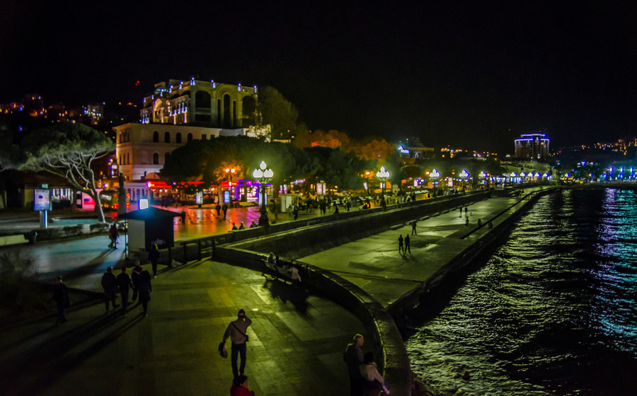Отдых в Крыму. Ялта