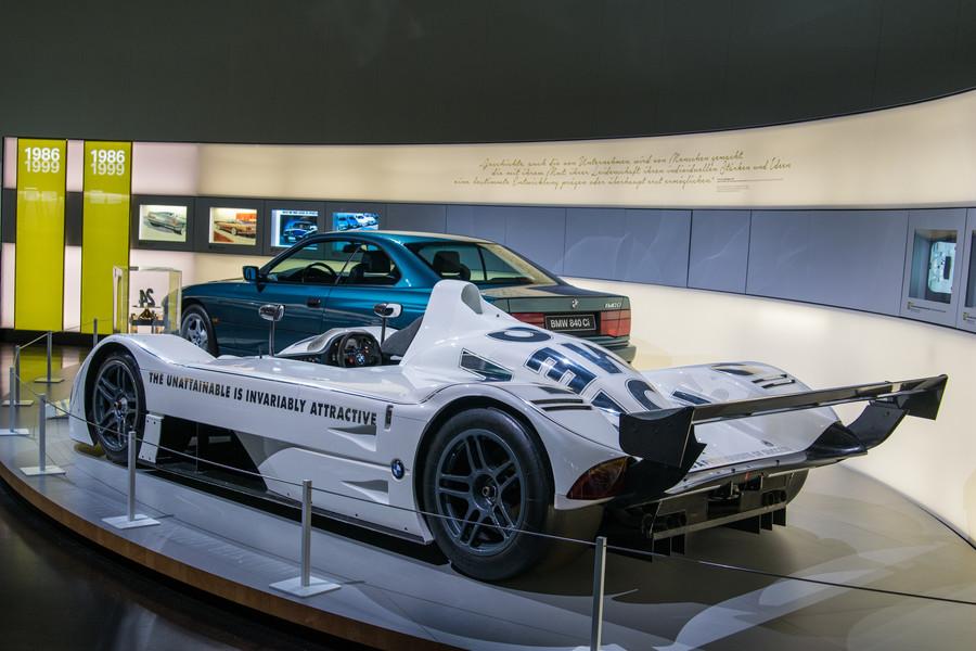 Музей БМВ в Мюнхене