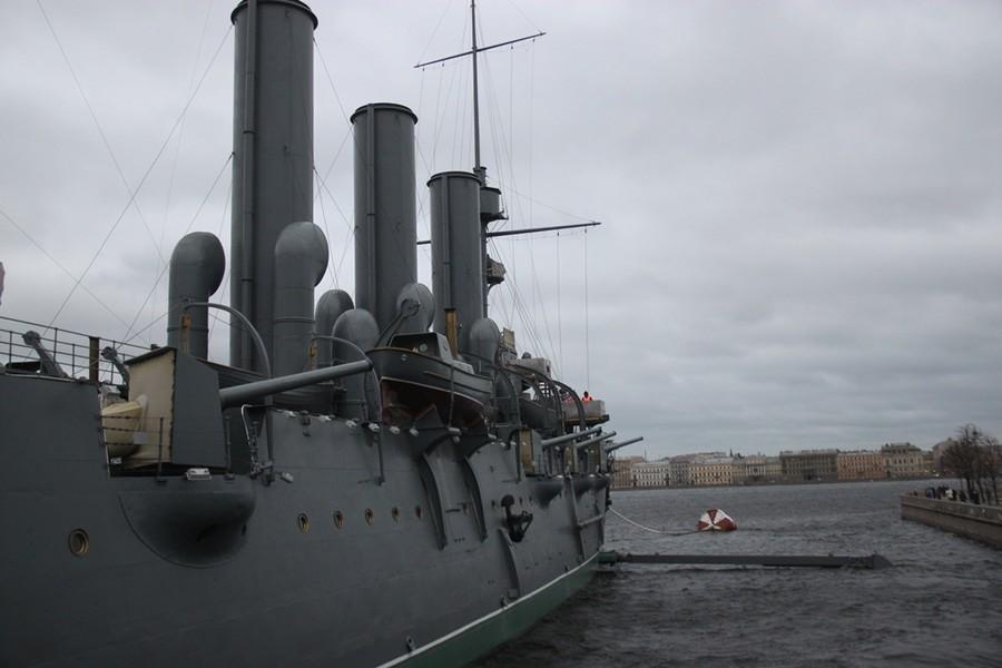 """Музей """"Крейсер Аврора"""" в Санкт-Петербурге"""