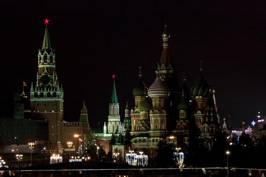 Центр праздничной Москвы!