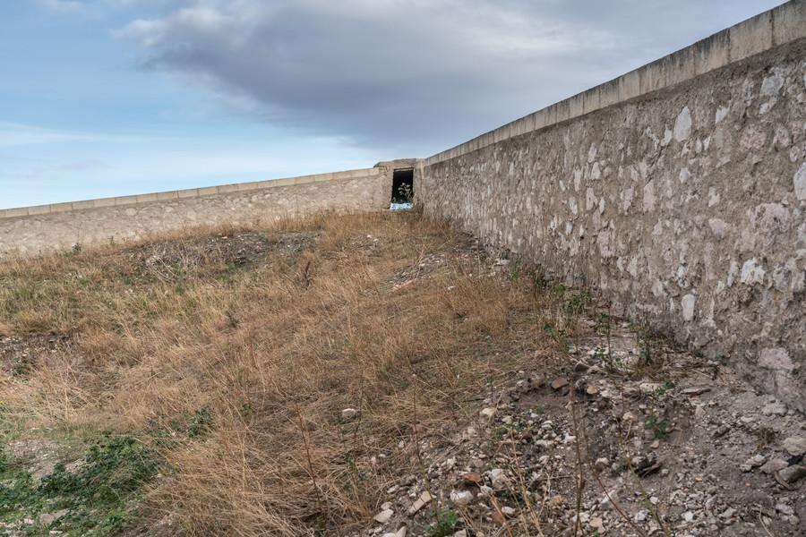 Форт Антркасто в Марселе