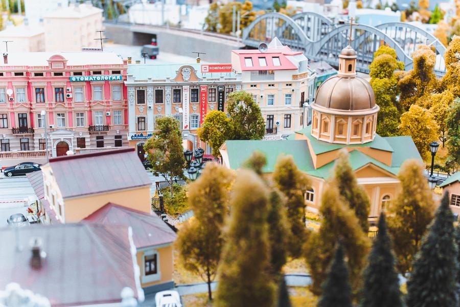 Национальный шоу-музей Гранд Макет Россия, Санкт-Петербург