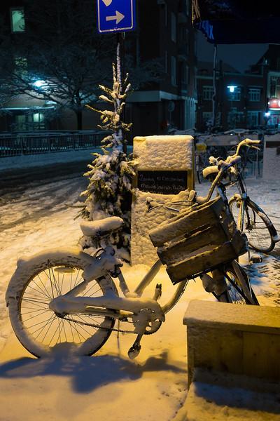Зимние вечера в Алмело