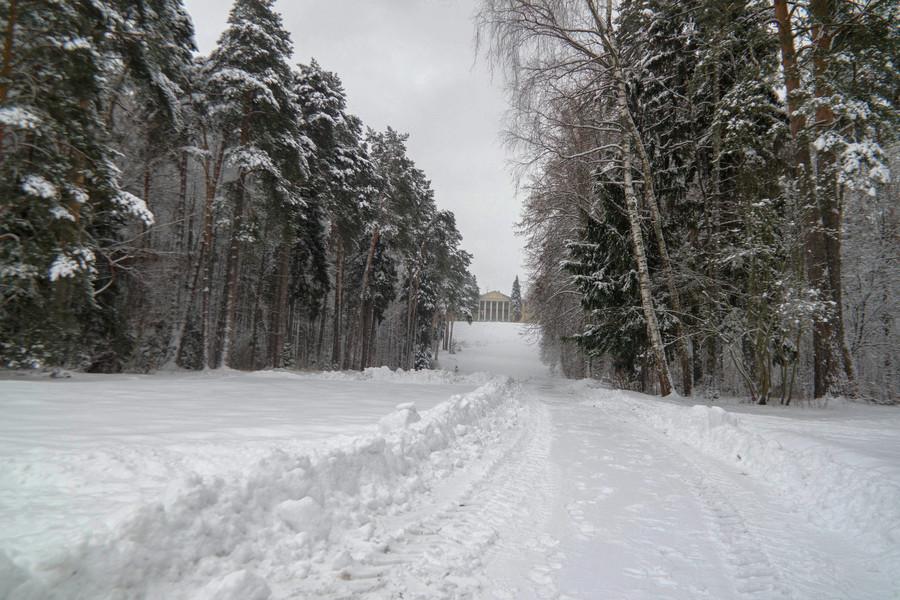 """Усадьба """"Введенское"""" в Звенигороде и окрестности"""