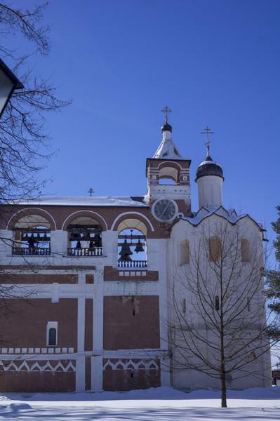 Мартовская поездка в Суздаль