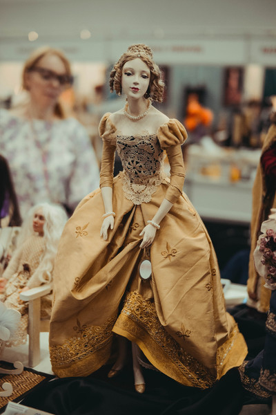 Международный Весенний Бал Авторских Кукол Тишинка-2018