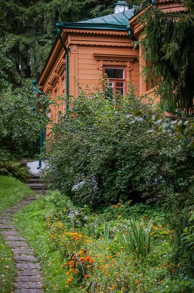 Дом-музей Михаила Пришвина в Дунине