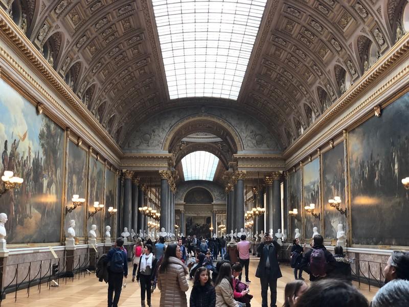 Экскурсия по Парижу
