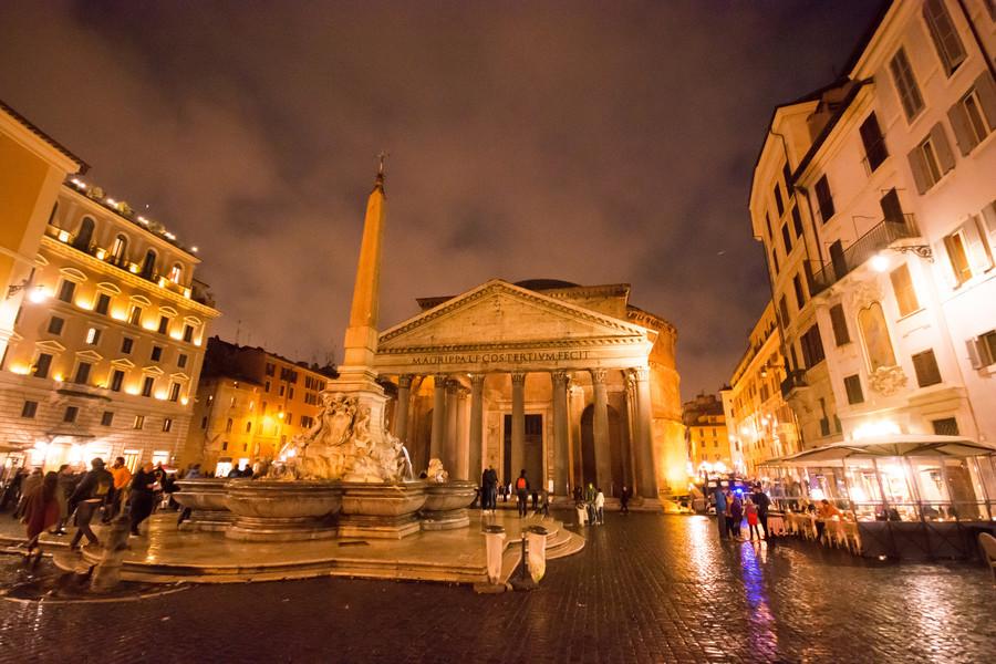 Рим. Неповторимая атмосфера Вечного города