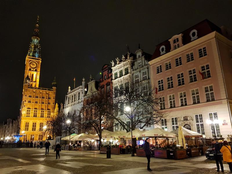 Путешествие по Польше. Гданьск