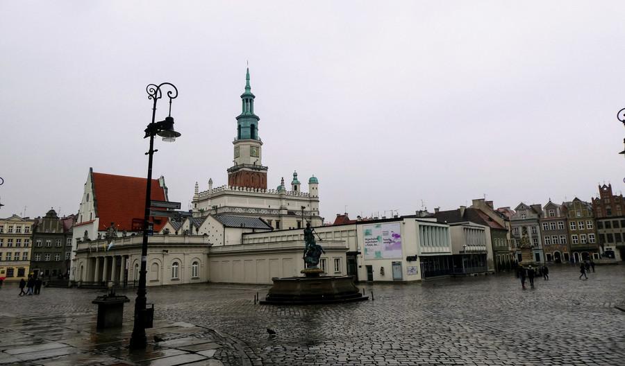 Путешествие по Польше. II. Познань