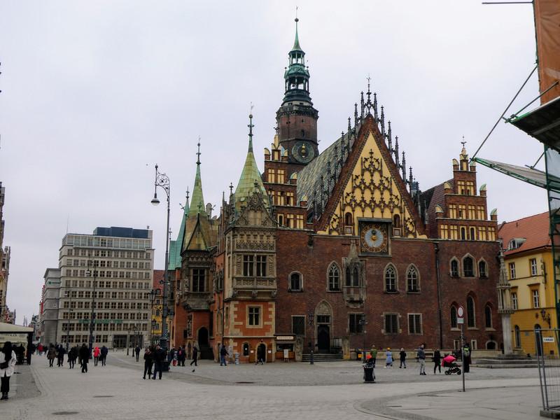 Путешествие по Польше. III. Вроцлав