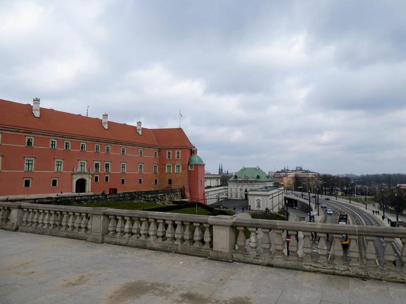 Путешествие по Польше. IV. Варшава