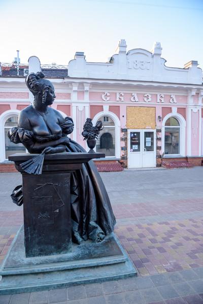 Улица Коммунальная или Тамбовский Арбат в одноименном городе