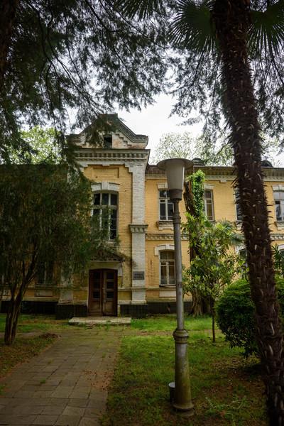 Абхазия. Сухум