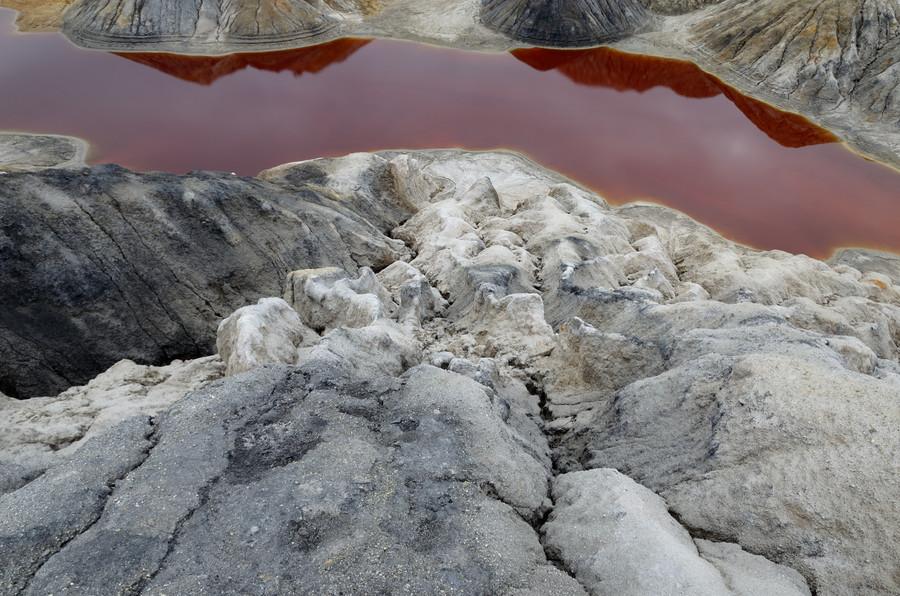Уральский Марс под Богдановичем
