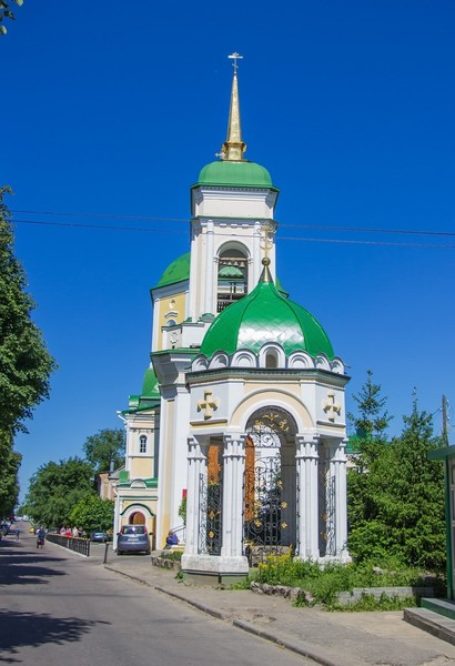 Красивые места Воронежа