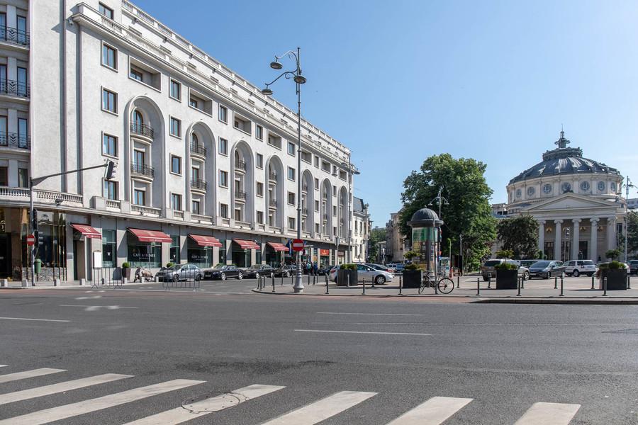 Бухарест. Выходные в мае