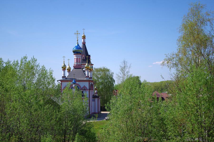 По Золотому кольцу России. Переславль-Залесский