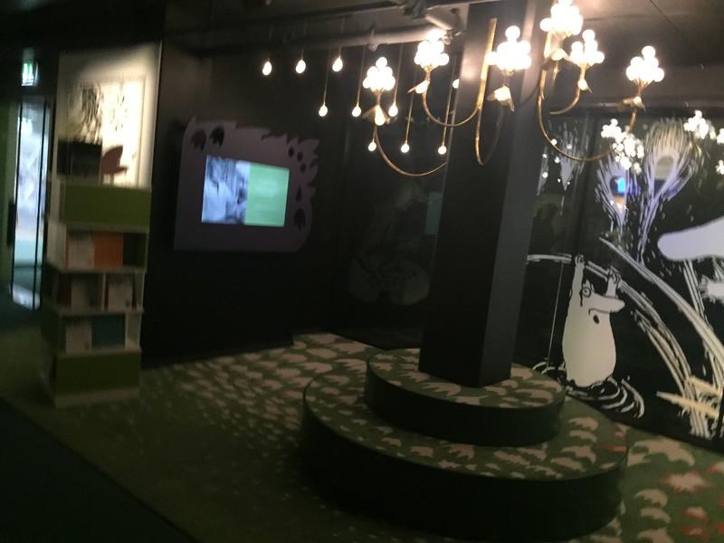 Музей Муми-троллей в Тампере, Финляндия