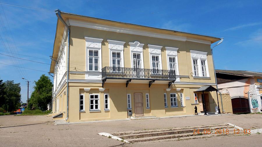Козьмодемьянск и музей Остапа Бендера
