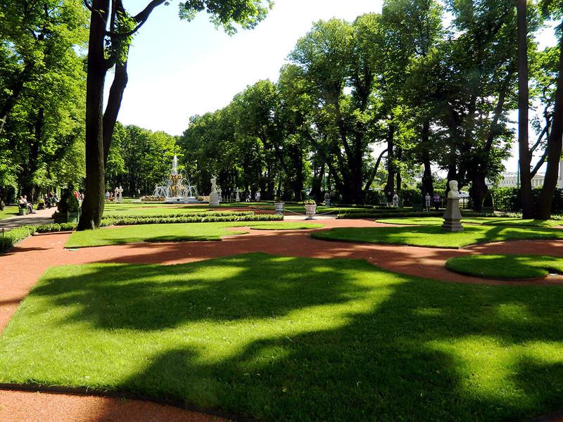 Парковый ансамбль Летний сад