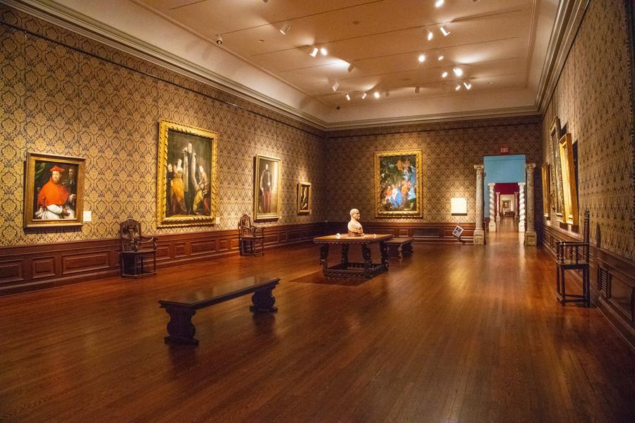 Художественный музей Джона и Мейбл Ринглинг