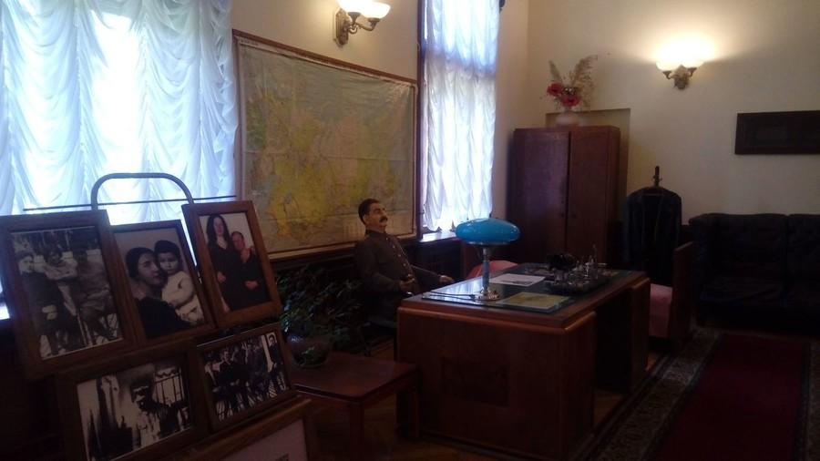 """Музей """"Дача Сталина"""" в Мацесте"""
