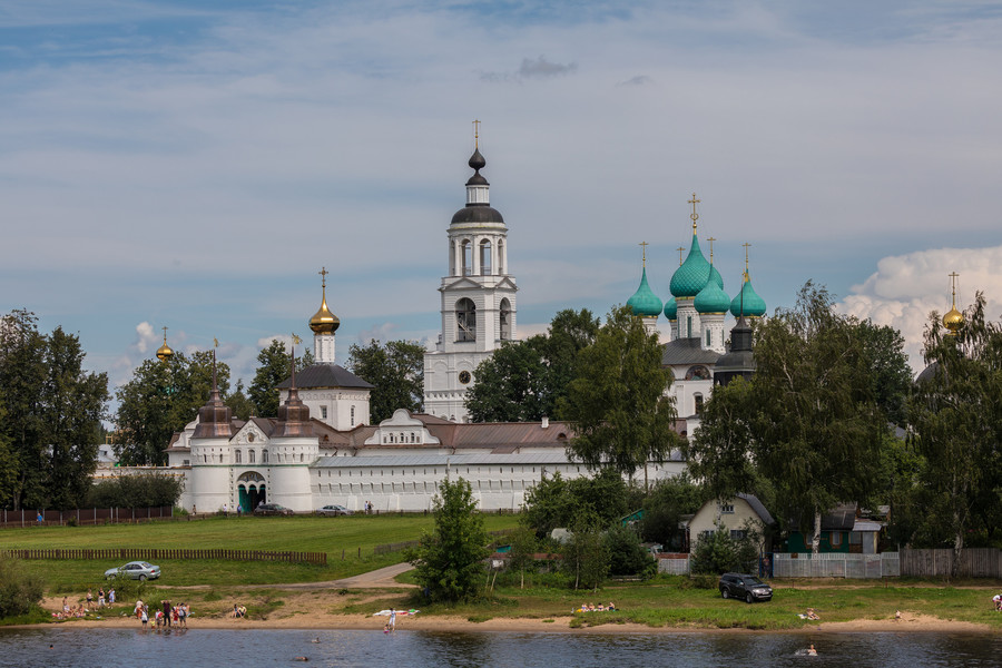 Ярославль. Жемчужина Золотого Кольца России