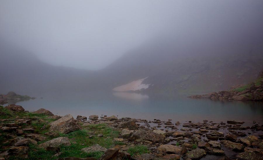 Софийские озера, недалеко от поселка Архыз