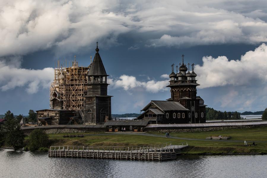Государственный историко-архитектурный музей «Кижи»