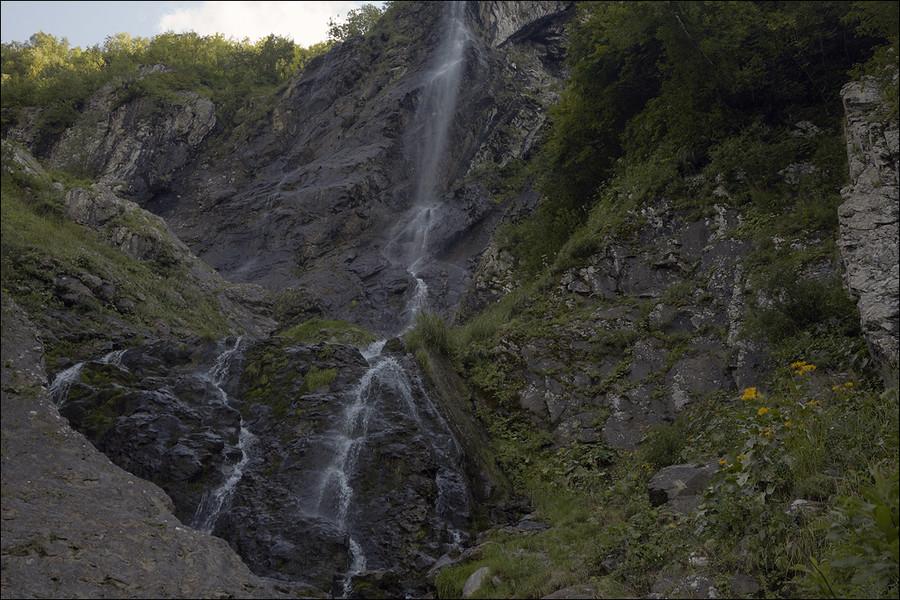 Водопады Сочи