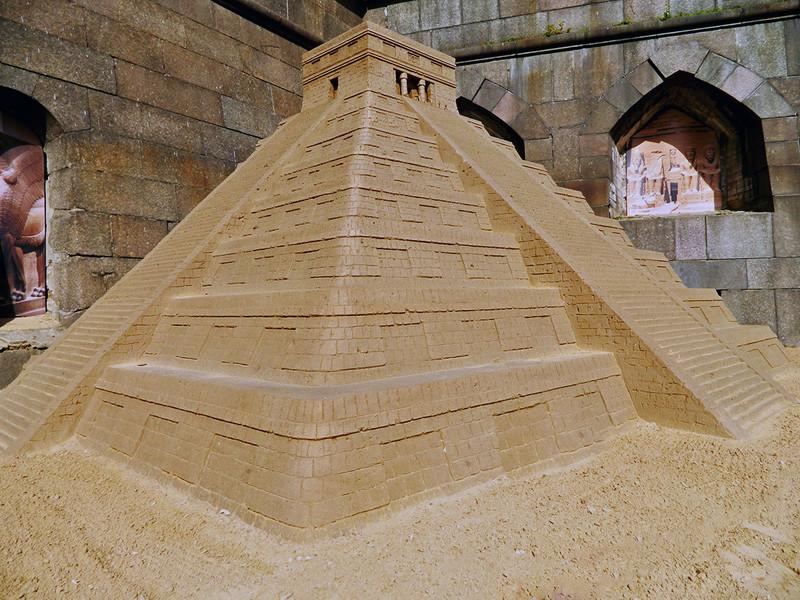 Фестиваль песчаных скульптур - 2018
