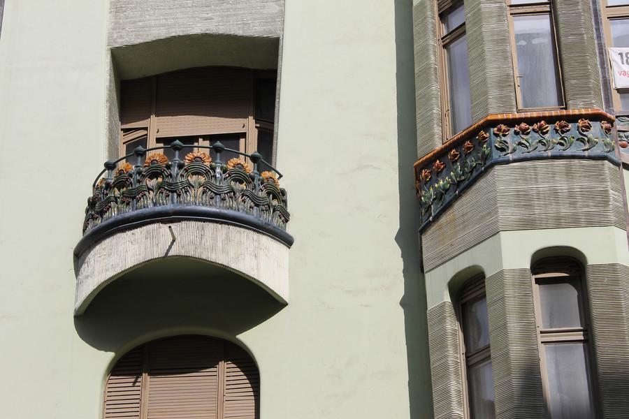 Дом венгерского модерна