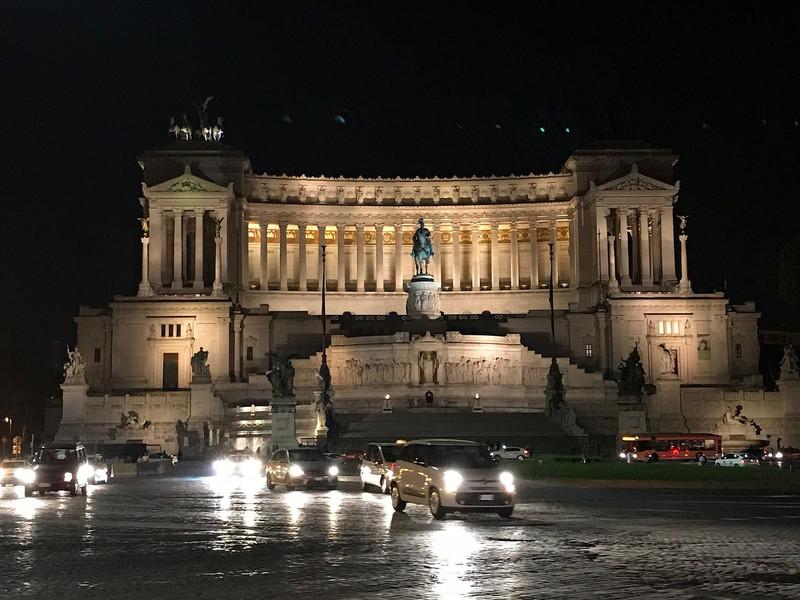 Осенняя Италия. Рим, сентябрь 2018