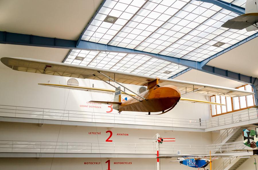 Пражский Национальный технический музей