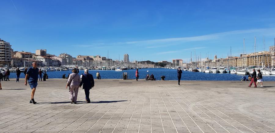 Прогулка по Марселю. Осень 2018