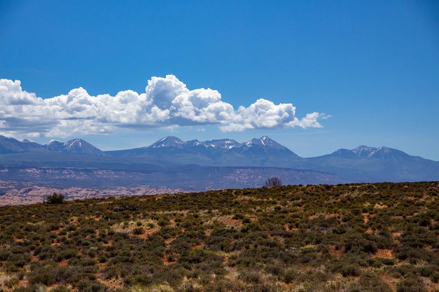 Национальный парк Арчес в США